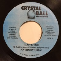 ANTHONY CRUZ / I LOVE YOU - LADY G / NATURALITY