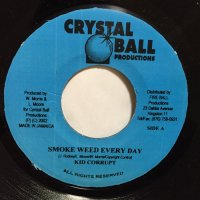 KID CORRUPT / SMOKE WEED EVERYDAY - V.A. / BRUK OUT