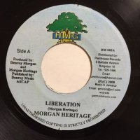 MORGAN HERITAGE / LIBERATION - LMS / NEVER