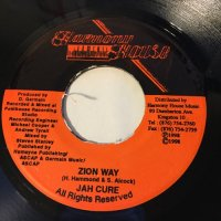 JAH CURE / ZION WAY