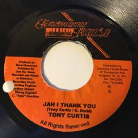 TONY CURTIS / JAH I THANK YOU