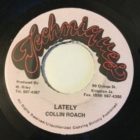 COLLIN RORACH / LATELY