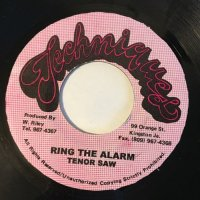 TENOR SAW / RING THE ALARM REMIX