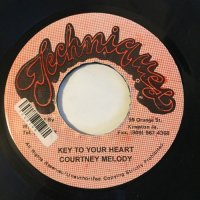 COURTNEY MELODY / KEY TO YOUR HEART