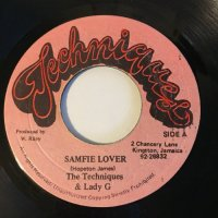 TECHNIQUES & LADY G / SAMFI LOVER
