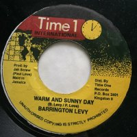 BARRINGTON LEVY / WARM AND SUNNY DAY