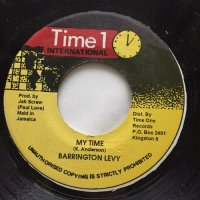 BARRINGTON LEVY / MY TIME