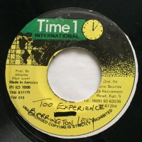 BARRINGTON LEVY / TOO EXPERIENCED