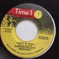 BARRINGTON LEVY & BEENIE MAN / UNDER MI SENSI