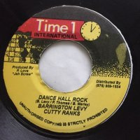 BARRINGTON LEVY & CUTTY RANKS / DANCEHALL ROCK