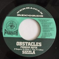 SIZZLA / OBSTACLES