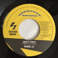 WARD 21 / KRAZY PARTY - SEEED / WHAT YOU DESERVE IS WHAT YOU GET