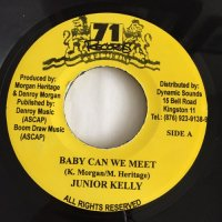 JUNIOR KELLY / BABY CAN WE MEET - ULTIMATE SHINES / THANKS & PRAISE