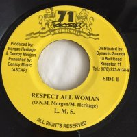 LMS / RESPECT ALL WOMAN - TOOTS & MAYTALS / HUMBLE
