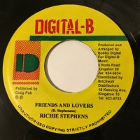 RICHIE STEPHENS / FRIENDS AND LOVERS