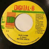 RICHIE SPICE / BAD LAMP