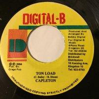 CAPLETON / TON LOAD - MR FLASH / JAH IS FAITHFULL