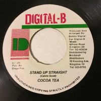 COCOA TEA / STAND UP STRAIGHT