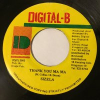 SIZZLA / THANK YOU MAMA