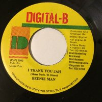 BEENIE MAN / I THANK YOU JAH