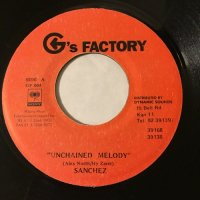 SANCHEZ / UNCHAINED MELODY