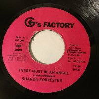 SHARON FORRESTER / THERE MUST BE AN ANGEL