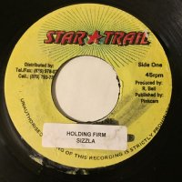 SIZZLA / HOLDING FIRM