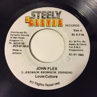 LOUIE CULTURE / JOHN FLEX