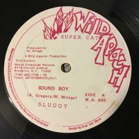 SLUGGY RANKS / SOUND BOY