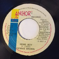 DENNIS BROWN / HOME BOY