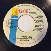 J.C. LODGE / TELEPHONE LOVE