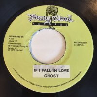 GHOST / IF I FALL IN LOVE