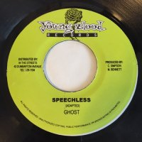 GHOST / SPEECHLESS