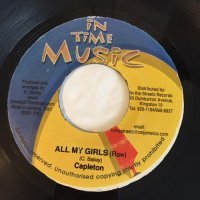 CAPLETON / ALL MY GIRLS