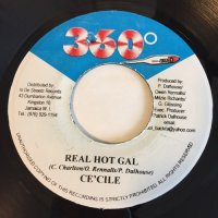 CE'CILE / REAL HOT GAL - SINGER J / HOT GAL