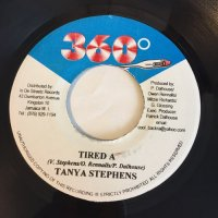 TANYA STEPHENS / TIRED A - ZUMJAY / SUPER MODEL