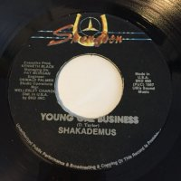 CHAKA DEMUS / YOUNG GAL BUSINESS