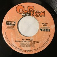 BARRINGTON LEVY & CE'CILE / MY WOMAN