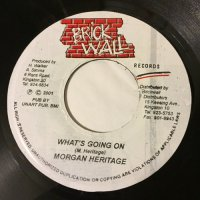MORGAN HERITAGE / WHAT'S GOING ON