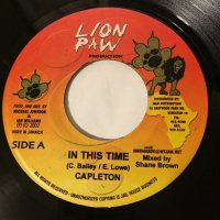 CAPLETON / IN THIS TIME