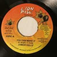 JUNIOR KELLY / YOU CAN MAKE IT