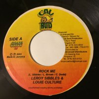 LEROY SIBBLES & LOUIE CULTURE / ROCK ME