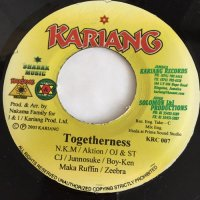N.K.M ALLSTARS / TOGETHERNESS