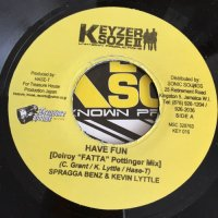 SPRAGGA BENZ & KEVIN LYTTLE / HAVE FUN