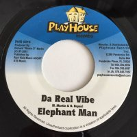 ELEPHANT MAN / DA REAL VIBE
