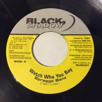 SPRAGGA BENZ / WATCH WHA YOU SAY