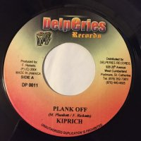 KIP RICH / PLANK OFF