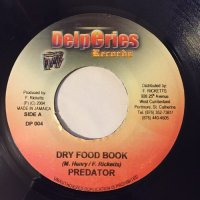 PREDATOR / DRY FOOD BOOK