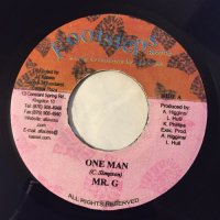 MR. G / ONE MAN - VEGAS, LEXXUS / GOOD GOOD