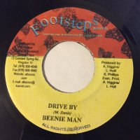 BEENIE MAN / DRIVE BY - KIRK DAVIS, PATCH / ALL THE LUCK